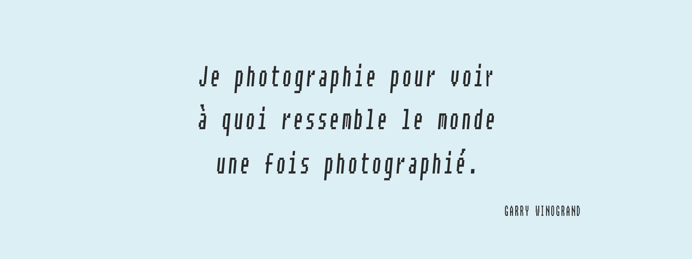 Citation-Winogrand