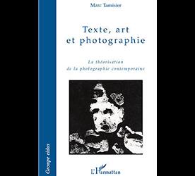 Texte, art et photographie