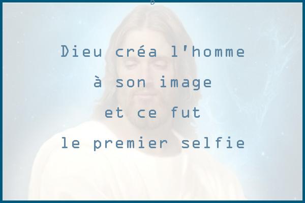 L'origine du selfie